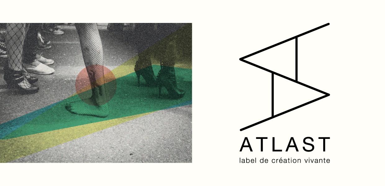 Illustration ATLAST - D'ailleurs - Studio de design graphique éthique