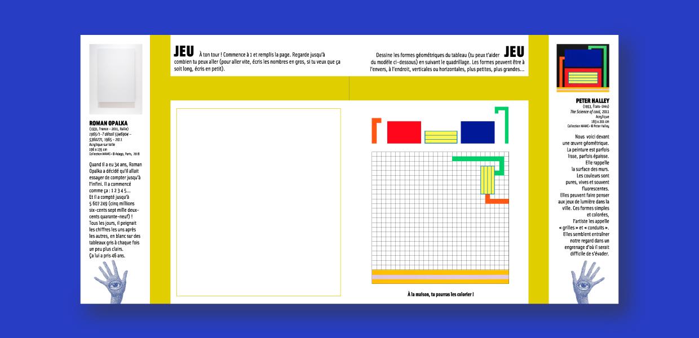 Illustration MAMC Saint-Étienne - D'ailleurs - Studio de design graphique éthique
