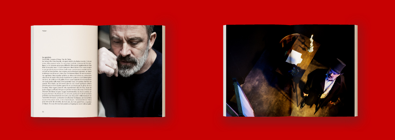 Illustration Valjean - D'ailleurs - Studio de design graphique éthique